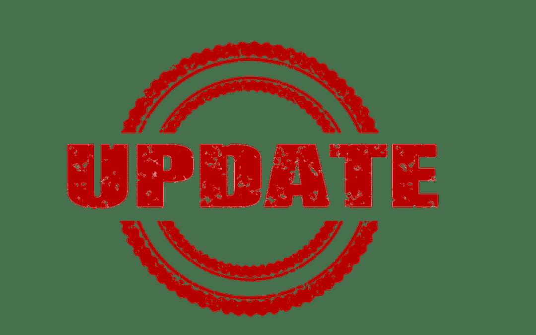 Updates, November 2018: DNA